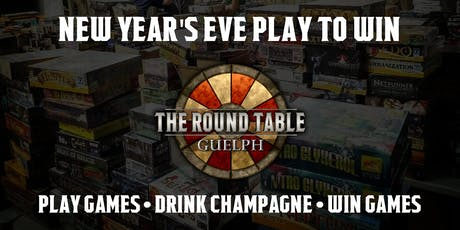 New Year's Eve at Round Table Guelph tickets