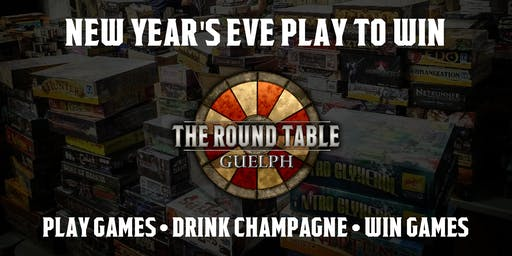 New Year's Eve at Round Table Guelph