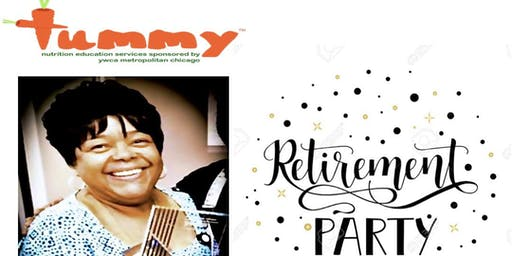 Myrtle's Retirement Celebration (Adult Only Event)