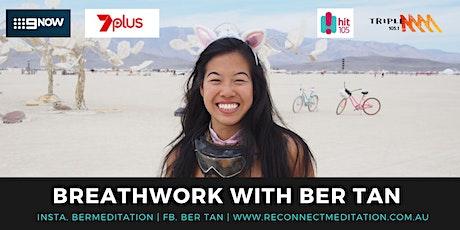 (Brisbane) Break your Limiting Beliefs - Breakthrough Breathwork  tickets