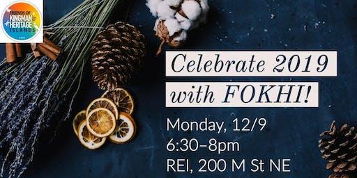 Celebrate 2019 with FOKHI!