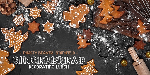 Holiday Gingerbread Decorating Lunch