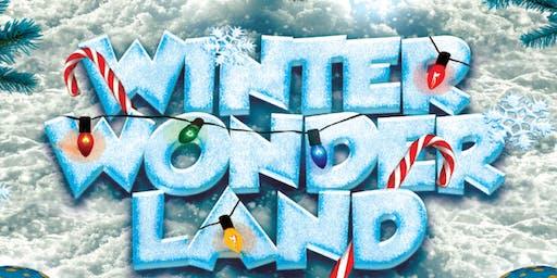 Winter Wonderland White Christmas Party 2019