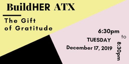 BuildHER [ATX] Dec. Meetup