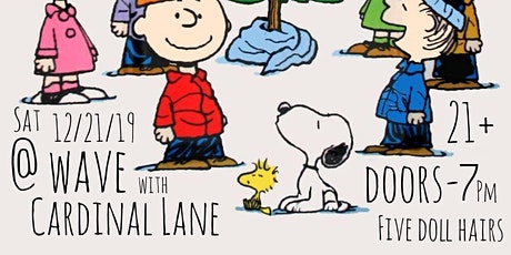 A Very Merry Christmas w/ A Band In Kansas and Cardinal Lane tickets