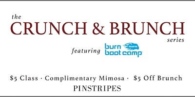 Crunch & Brunch at Pinstripes Overland Park