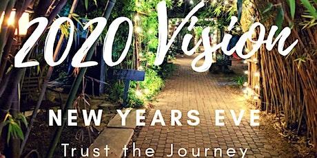 2020 VISION: NYE @ Casa de Luz Village w/ Buen Camino Yoga & Y.E.S. Fest LIVE!  tickets