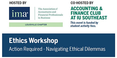 Ethics Workshop: Action Required - Navigating Ethical Dilemmas tickets