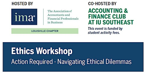 "Ethics Workshop: ""Action Required - Navigating Ethical Dilemmas"""