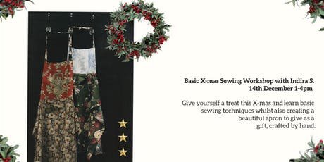 Basic X-mas Sewing Workshop tickets