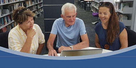 Build Digital Skills Narooma - Learn How to Be a Digital Mentor tickets