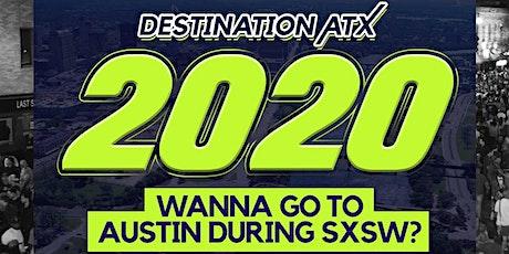 Destination ATX: Makin' It Mag's Annual SXSW Bus Trip tickets