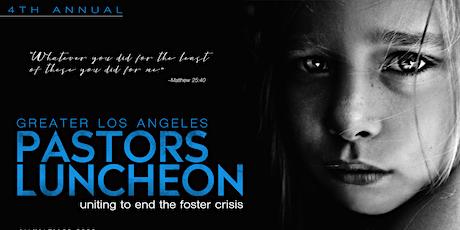 Greater LA Pastors Luncheon tickets