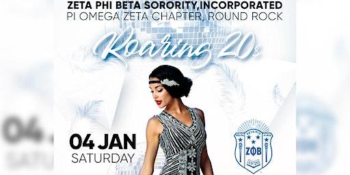 Pi Omega Zeta Roaring 20s Centennial Celebration