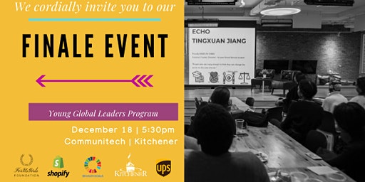 Young Global Leaders Accelerator Finale - Kitchener Edition I