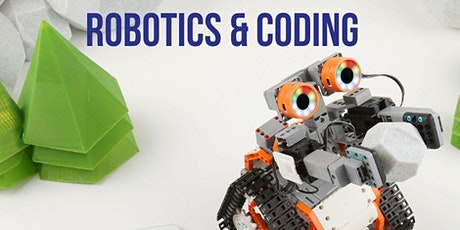 Robotics & Coding Workshop @ Orchard [8-15 y/o] tickets