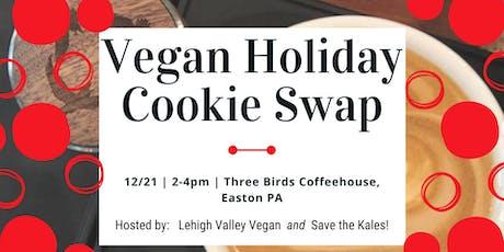 Vegan Holiday Cookie Swap tickets