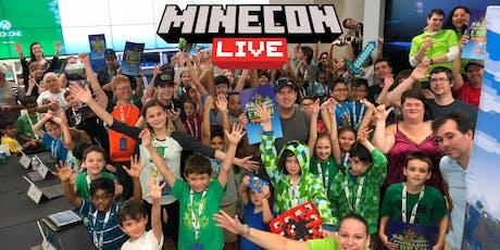 Minecraft Monday tickets