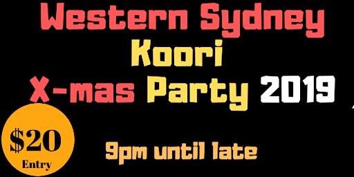 Koori X-mas Party