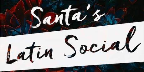 Santa's Latin Social tickets