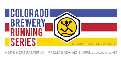 Hop & Hops Easter 5k - Frolic Brewing | Colorado Brewery Running Series