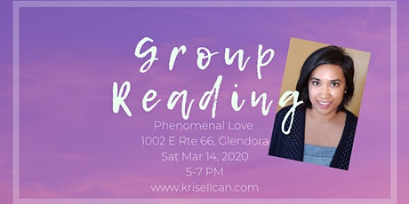 Group Reading tickets