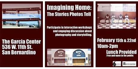 Imagining Home: The Stories that Photos Tell tickets