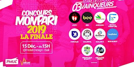 Finale Concours MonPari2019 tickets