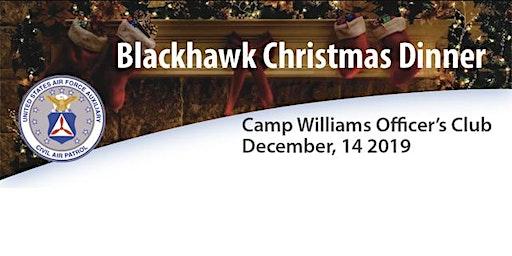Blackhawk Squadron Christmas Party 2019