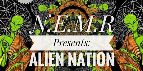 N.E.M.R Pretenses:  Alien Nation tickets