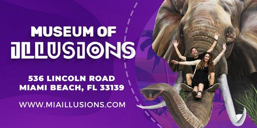 Museum of Illusions -Grand Opening