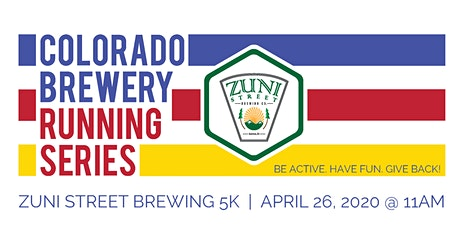 Beer Run - Zuni Street Brewing 5k | Colorado Brewery Running Series tickets