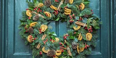 Spice Wreath Class
