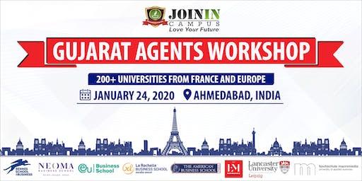 Gujarat Agents Workshop : Study In France & Europe