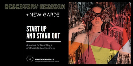 Fashion Start Up Discovery Session tickets