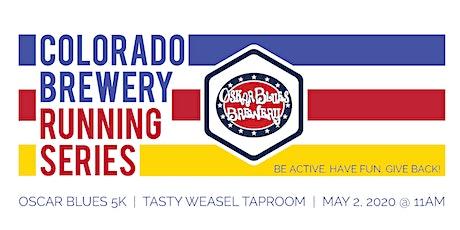 Beer Run - Oskar Blues 5k | Colorado Brewery Running Series tickets
