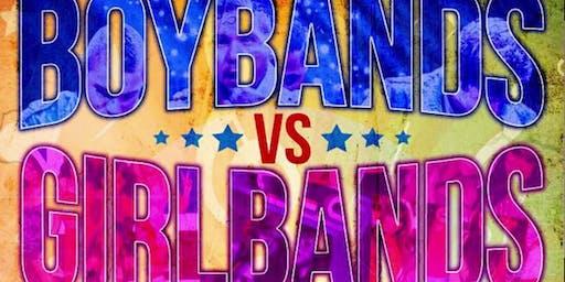 Boy Bands vs. Girl Bands @ STEREO GARDEN