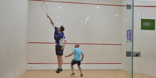 Junior Open Day at Blue Gum Squash Brentwood