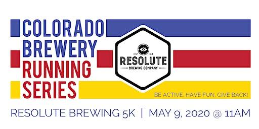 Beer Run - Resolute Brewing 5k | Colorado Brewery Running Series