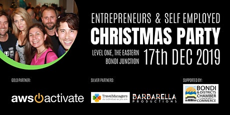 Entrepreneurs & Self-Employed Christmas Party tickets