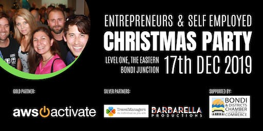 Entrepreneurs & Self-Employed Christmas Party