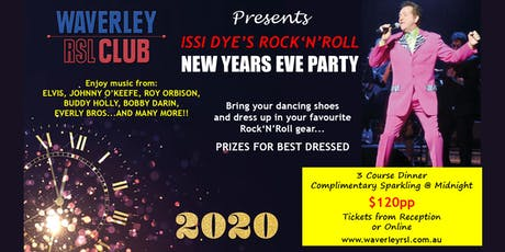 New Year's Eve Party Night! tickets