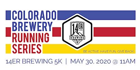 Beer Run - 14er Brewing 5k | Colorado Brewery Running Series tickets