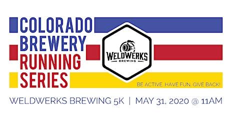 Beer Run - Weldwerks Brewing 5k | Colorado Brewery Running Series tickets