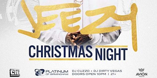 JEEZY Christmas Night at Platinum of Birmingham