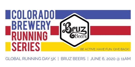 Global Running Day 5k - Bruz Beers | Colorado Brewery Running Series tickets