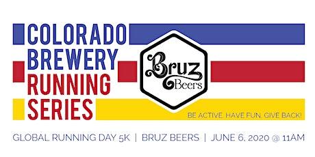 Global Running Day 5k - Bruz Beers | Colorado Brewery Running Series tickets