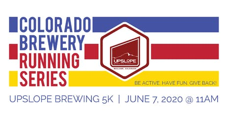 Beer Run - Upslope Brewing 5k | Colorado Brewery Running Series tickets