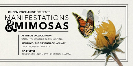 Manifestations & Mimosas: Vision Board Brunch tickets