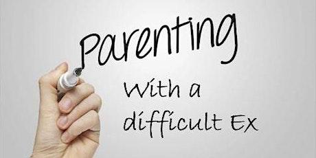 High Conflict Co-Parenting / Parallel Parenting - Divorce / Single Parent Workshop  tickets